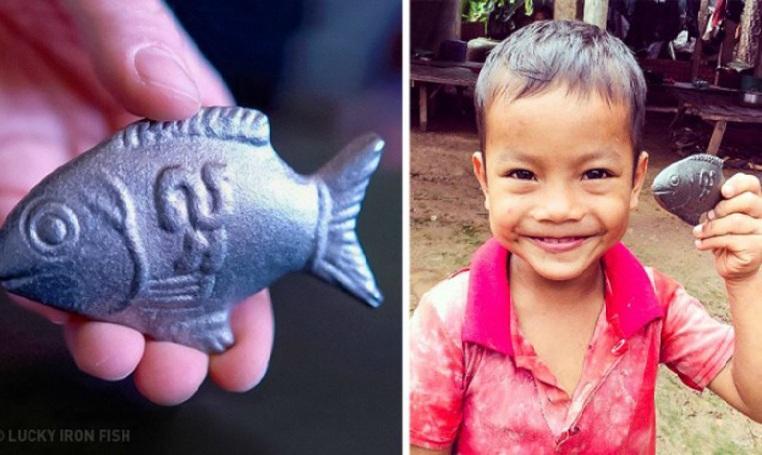 Con cá sắt thần kỳ mang lại hy vọng cho hàng triệu người trên thế giới. (Ảnh: Internet)