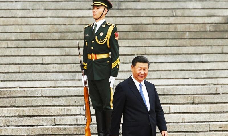Sau khi thành phố Bắc Kinh thực hiện cải cách giám sát thể chế, thì đối tượng giám sát đã tăng lên gấp 4 so với trước. Đây là bước tiến mới trong chiến dịch chống tham nhũng của ông Tập Cận Bình. (Ảnh: NY Daily News)