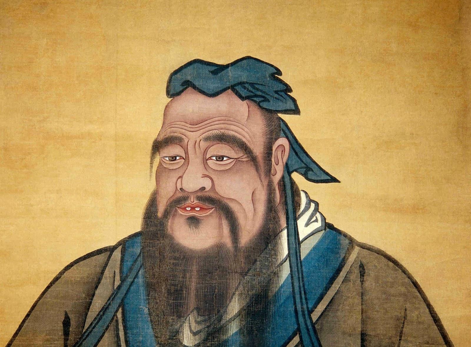 Khổng Tử là nhà giáo dục và nhà tư tưởng kiệt xuất của Trung Quốc cổ đại.1