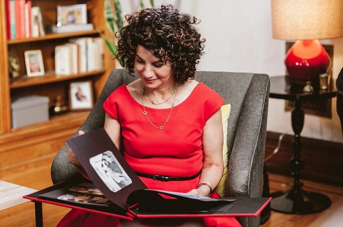 """Tiến sỹ Gail Saltz tác giả cuốn sách """"Năng lực khác biệt"""". (Ảnh: Family Today)"""