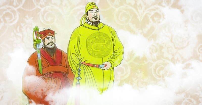 Đường Thái Tông Lý Thế Dân. (Ảnh: ĐKN)