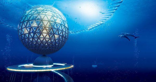 Nhật Bản dự kiến xây dựng một thành phố dưới biển vào năm 2035 - H3