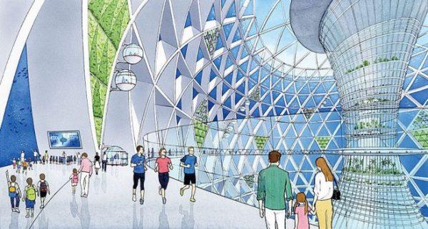 Nhật Bản dự kiến xây dựng một thành phố dưới biển vào năm 2035 - H6