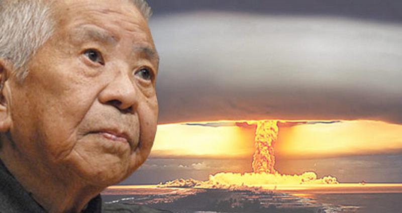 Chân dung người đàn ông 2 lần bom nguyên tử nổ không chết.