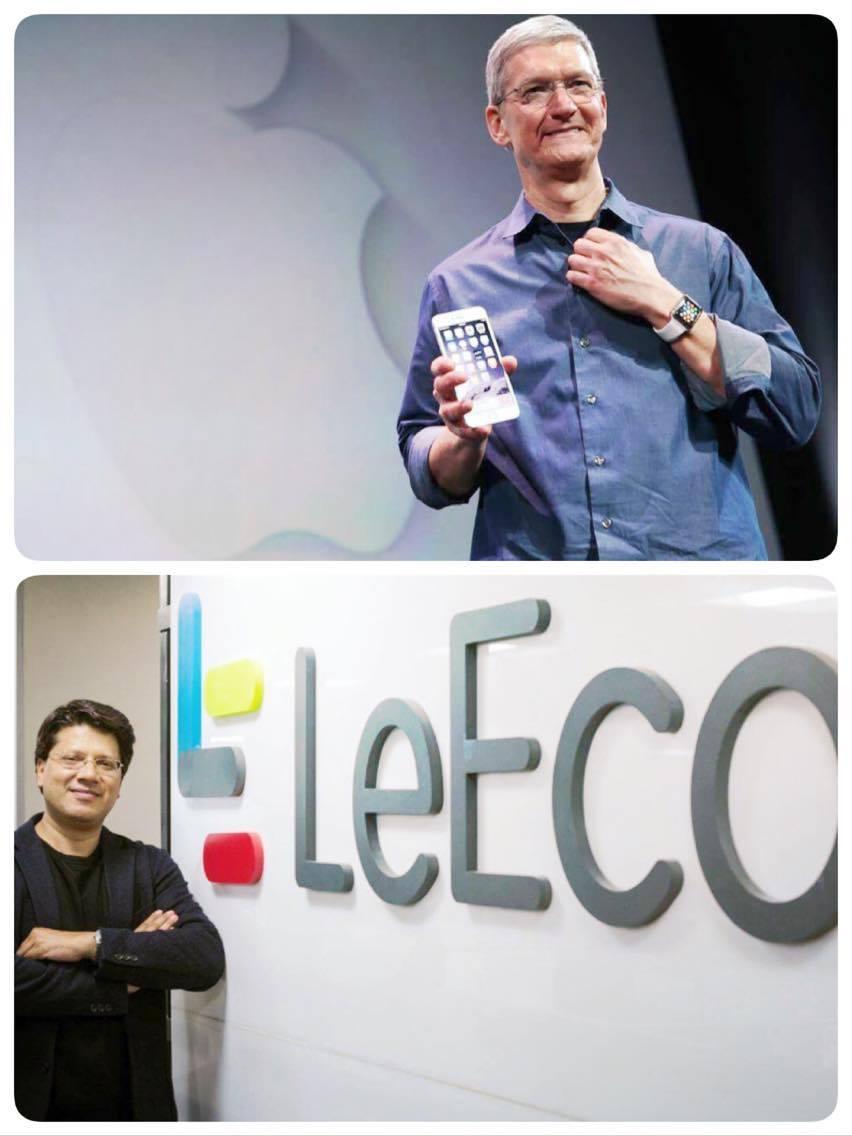Eleco liên tục châm biếm Apple trước khi tung sản phẩm mới.1