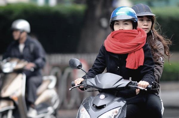 Miền Bắc chuyển rét đậm, Hà Nội có mưa, nhiệt độ thấp nhất là 15 độ C. (Ảnh: Internet)