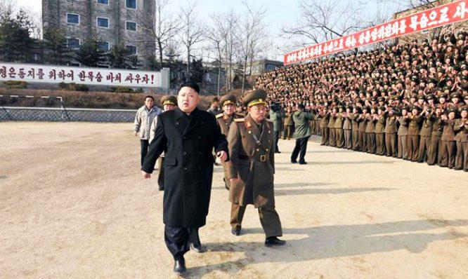 Gia đình họ Kim tiếp tục quyền lực độc tài tại Bắc Triều Tiên. (Ảnh: zennie62/Flickr)