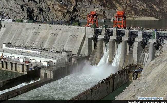 Trung Quốc xây đập trên sông Brahmaputra.