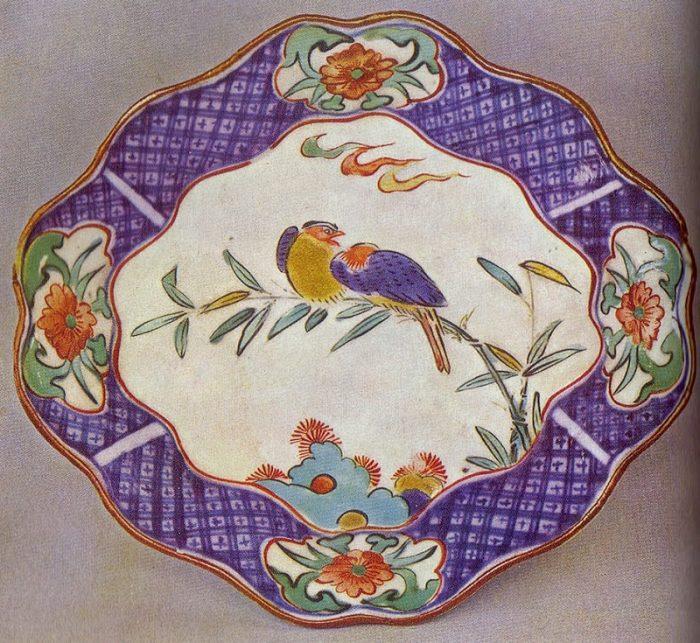 Kutani - Dòng gốm sứ nổi danh một thời ở Nhật Bản.5