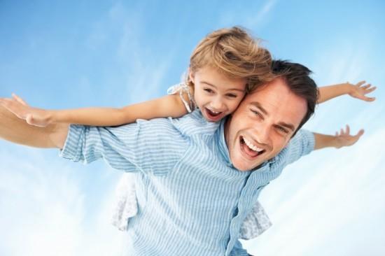 Con gái yêu của cha, con sẽ đón nhận được nhiều điều tốt đẹp mà con xứng đáng có được trong cuộc sống này