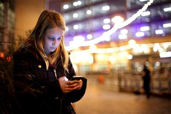 Smartphone có thể gây hiệu ứng ảo giác