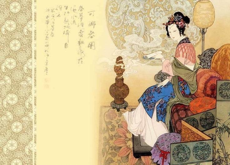 Kim Lăng thập nhị thoa: Người ôm hận, kẻ tha hương, vậy nên đời là ... mộng - Tần Khả Khanh