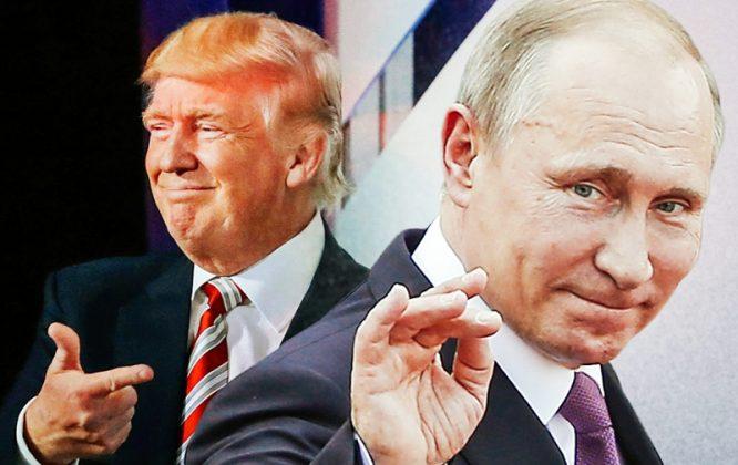 Chuyên gia: Donald Trump thông đồng với Nga là một chiến dịch bóp méo thông tin - H1