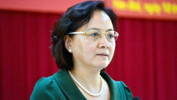 Bà Phạm Thị Thanh Trà nói việc bổ nhiệm em trai bà không phải quyết định cá nhân