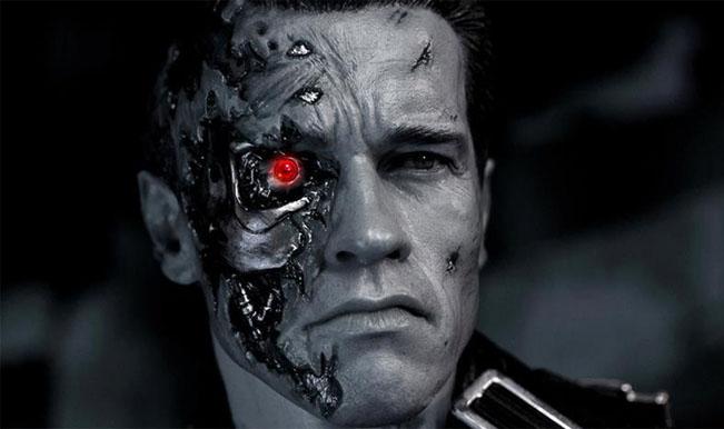 """Một cảnh trong bộ phim """"Kẻ hủy diệt"""" (The Terminator)"""