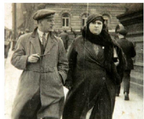 Helen với chồng của cô, Henry
