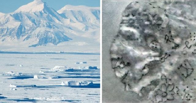 Nhà khảo cổ học tuyên bố đã tìm thấy bằng chứng về nền văn minh cổ đại tiên tiến ở Nam Cực - ảnh 1