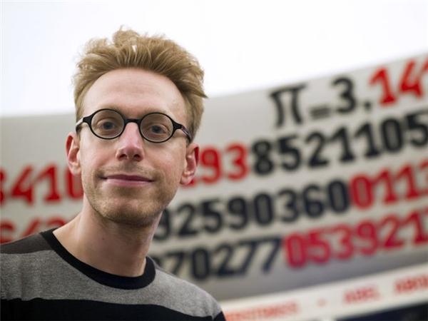 Daniel Paul Tammet với bộ nhớ siêu phàm