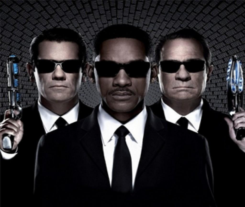 Men in Black được chuyển thể thành phim cùng tên