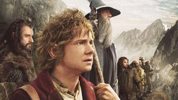 Bộ phim về người lùn Hobbit. Ảnh: Internet