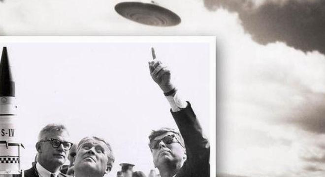 Liệu cái chết của Tổng thống Kennedy có liên quan tới người ngoài hành tinh?
