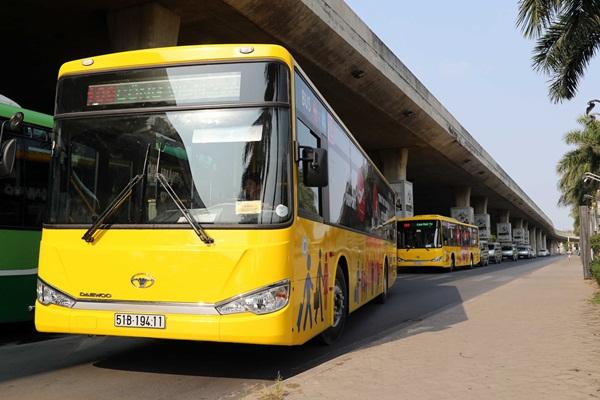 TP.HCM mở tuyến xe buýt 5 sao đi sân bay Tân Sơn Nhất và các bệnh viện lớn.4
