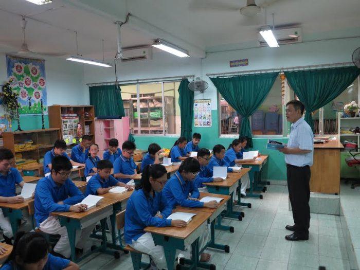 Khóa học hè Minh Huệ - Bồi dưỡng thân tâm, trở thành người tốt.5