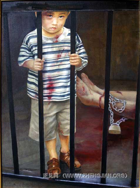 Chính quyền dồn người tốt vào chỗ chết và không tha cả một đứa trẻ.