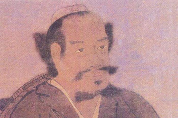 Chân dung của Trương Tam Phong. (Ảnh: Epoch Times)