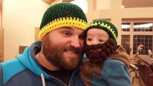 """Ai nhắc """"râu"""" đó, có râu đây!"""