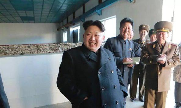 Ông Kim Jong-un đã bị truyền thông Trung Quốc gọi là Kim Mập. Ảnh: Reuters