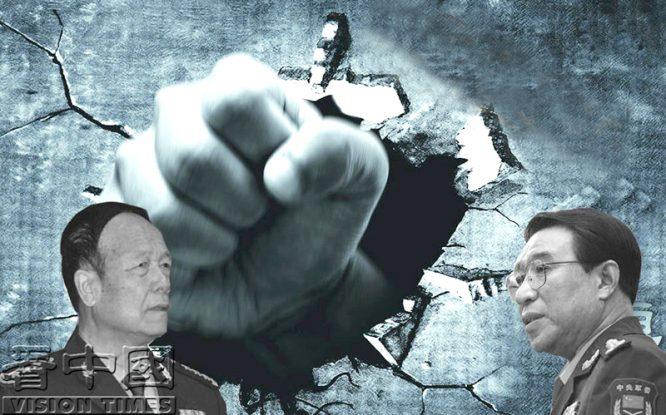 Hai nhân vật khiến Hồ Cẩm Đào trở thành bù nhìn trong quân đội Trung Quốc.1