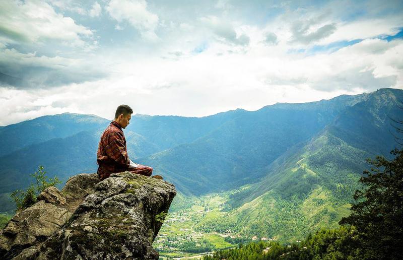 Có những lúc nhẫn nhịn, không phải là bạn vô lý, mà là vì bạn không muốn tranh đấu. (Ảnh:)