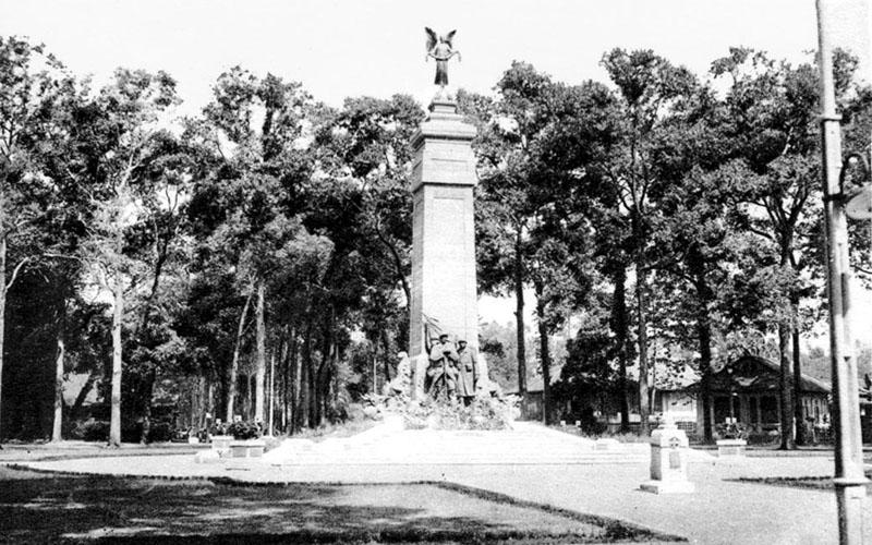 Le Monument aux Morts - Đài kỷ niệm Chiến sĩ trận vong Đệ nhất thế chiến. (Ảnh: Flickr)