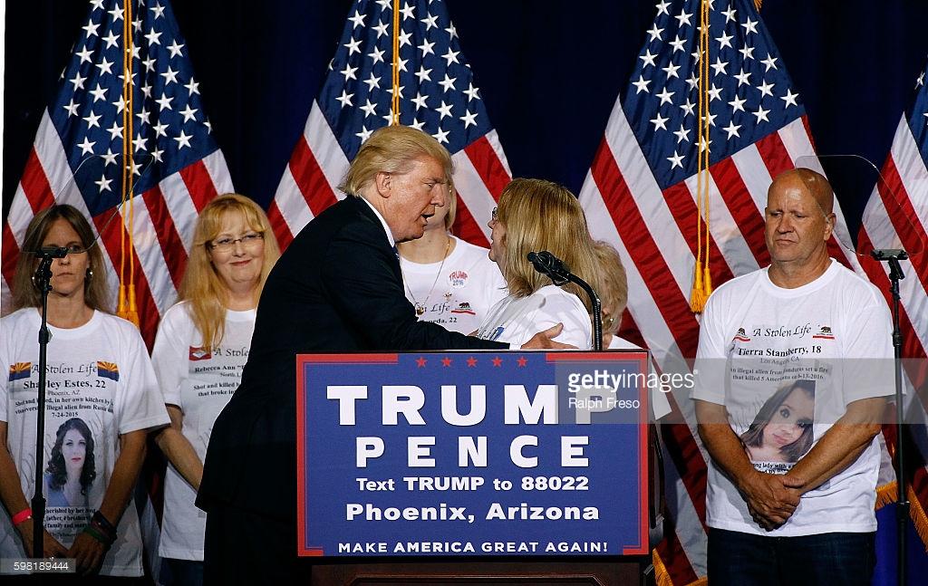 > on August 31, 2016 in Phoenix, Arizona.