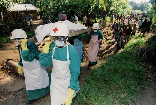 Dịch Ebola, mối hiểm họa khôn lường của nhân loại
