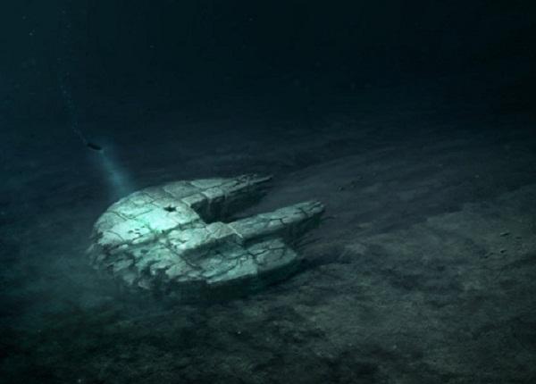 Liệu đây có phải là phi thuyền ngoài vũ trụ hay đơn giản là sản phẩm của trí tưởng tượng?