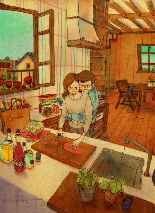 23205-R3L8T8D-650-sweet-couple-love-illustrations-art-puuung-32__700
