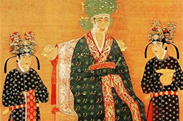 Nhân Tông Tào Hậu phụ tá hai đế vương Tống Anh Tông và Tống Thần Tông. (Tranh sưu tầm từ internet)