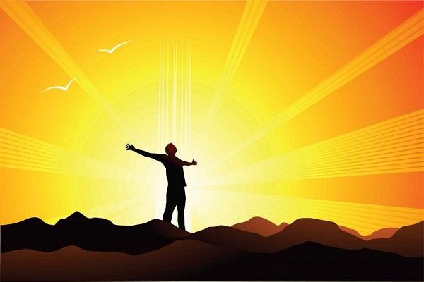 Khi buông phiền não xuống, chúng ta sẽ không trách trời oán đất nữa, học cách cởi trói cho tâm hồn. (Ảnh: Internet)