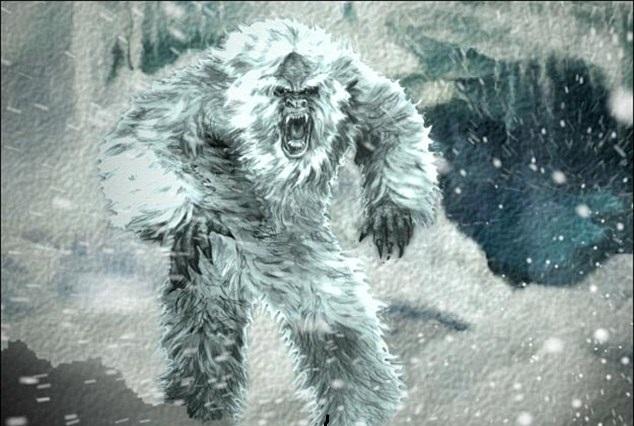 Người tuyết và những bí ẩn chưa được khám phá. (Ảnh: Internet)