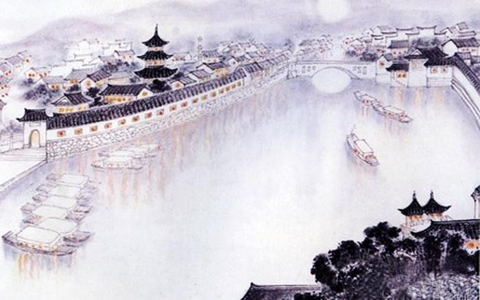 """Nam Kinh xưa kia từng được Khổng Minh Gia Cát Lượng đánh giá là """"vùng đất của đế vương"""". (Ảnh: 23yy)"""