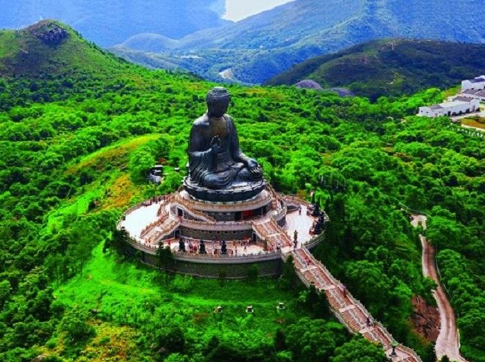 Tượng Đại Phật Thiên Tân (Hong Kong).