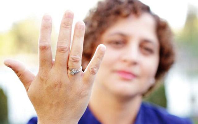 Từ độ dài và hình dạng ngón tay có thể suy đoán ra tính cách của một người. (Ảnh: Internet)