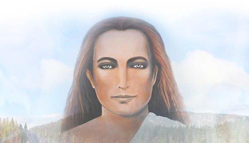 Tranh vẽ đức Mahavatar Babaji. (Nguồn: bhaktimarga)