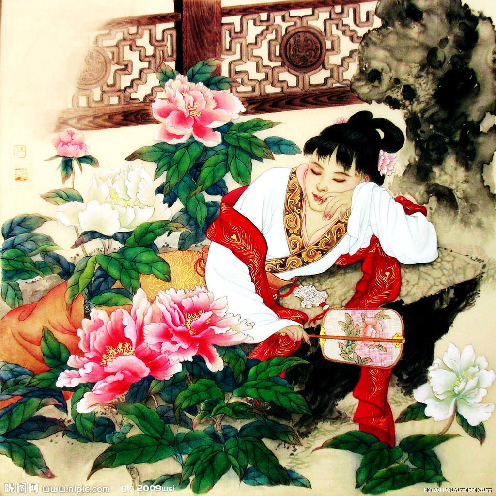Kim Lăng thập nhị thoa: Người ôm hận, kẻ tha hương, vậy nên đời là ... mộng - Sử Tương Vân