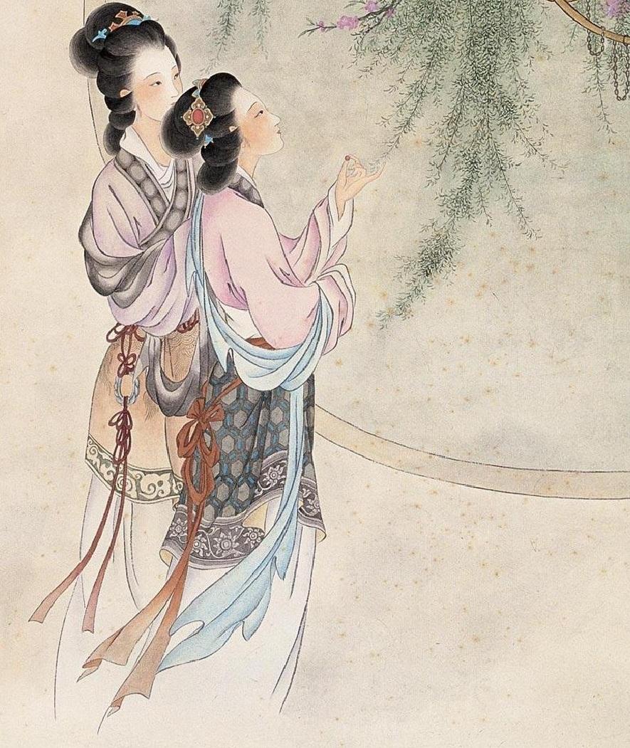 Cuộc đời nữ cao nhân đoán mệnh như Thần (P.4): Nhìn tướng chọn phi tần - H1
