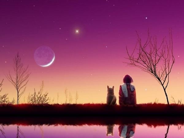 Con người vốn sáng như những vì sao trên bầu trời. (Ảnh: Internet)