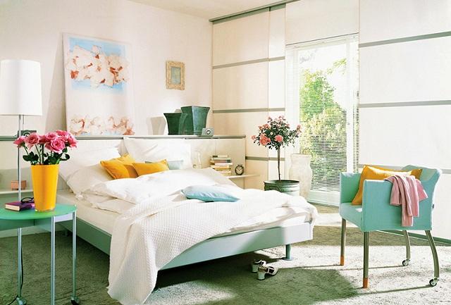Bố trí phòng ngủ hoặc nội thất nhà bất quy tắc sẽ mang đến thị phi, vợ chồng nảy sinh mâu thuẫn. (Ảnh: Internet)