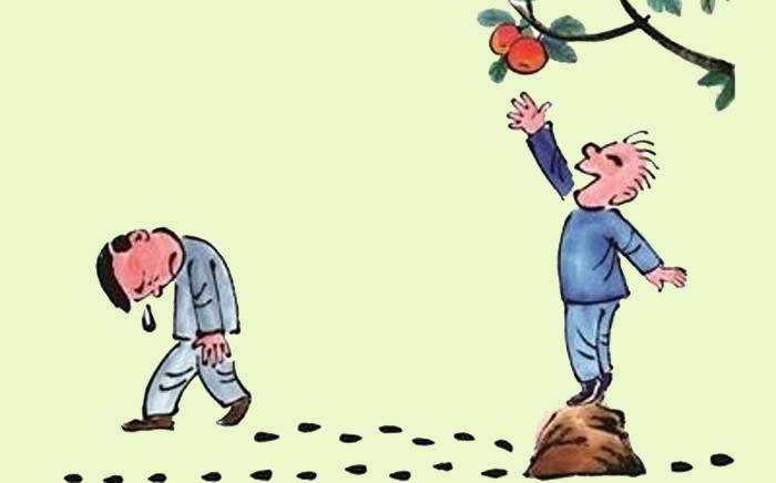 Chịu khổ liệu có thể thành tài? Tư duy khác nhau sẽ quyết định người mạnh, yếu - ảnh 1